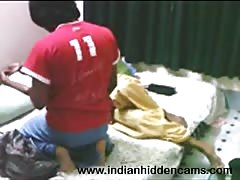 Indian Desi Couple Homemade Hardcore Sex Scandal