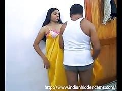 Indian Couple Exclusive Homemade Honeymoon Sex