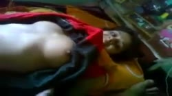 Bangla Desi girl likes circumcised penis of car Driver