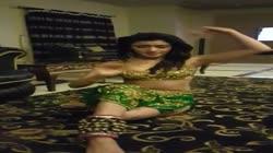 Hot Indian dancer